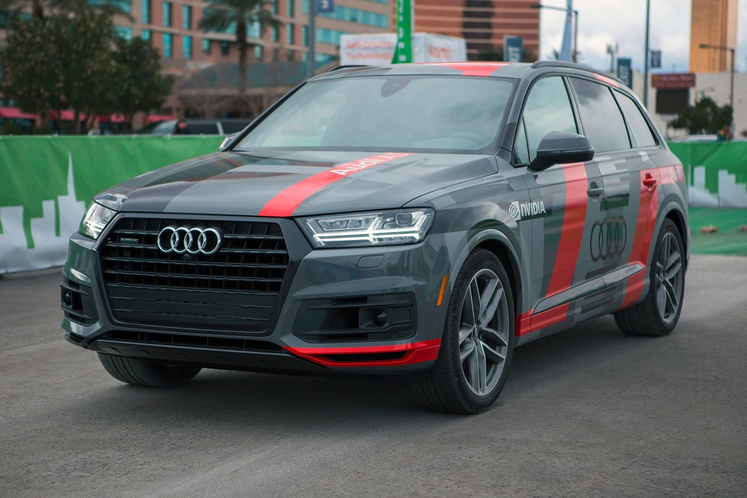 Audi Piloted Driving >> Audi Shows At 2017 Ces Piloted Driving With Artificial
