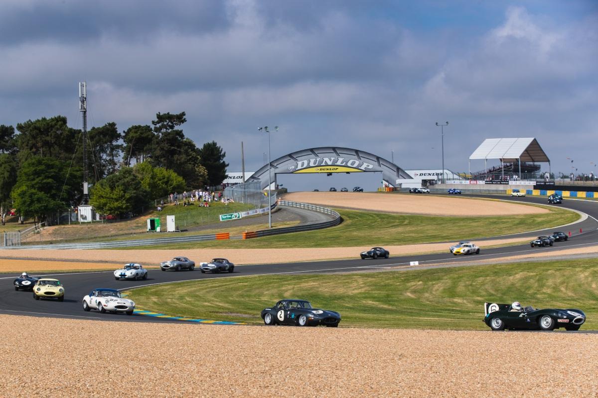 Jaguar Le Mans Classic 2016 7th-10th July 2016 World Copyright: Nick Dungan/Patrick Gosling/Beadyeye Ref: JAGUAR-LEMANS-CLASSIC-2016-PG-1295.CR2