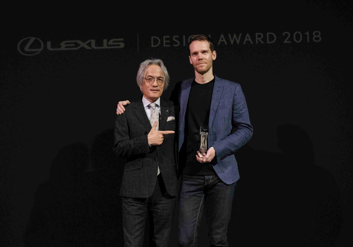 aLEXUS DESIGN AWARD 2018 Grand Prix Winner Announcements