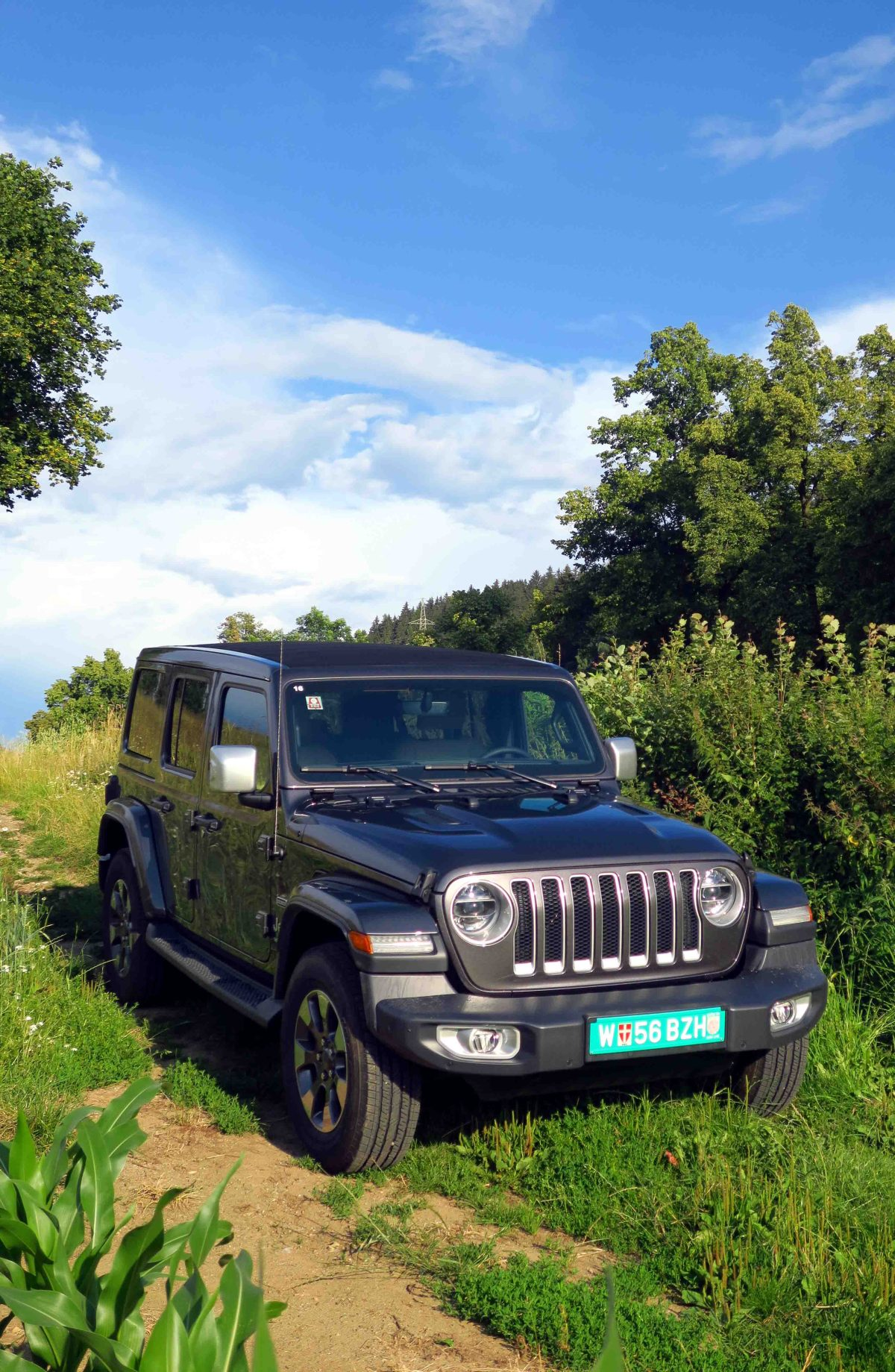 We drove the new Jeep Wrangler: sheer authenticity on wheels