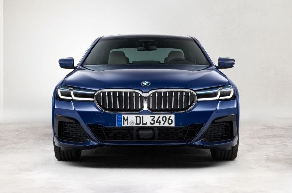 The New Bmw 5 Series Autoprova For The Connaisseur